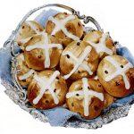 LIFE Mar 17, 1952 Easter hot cross buns