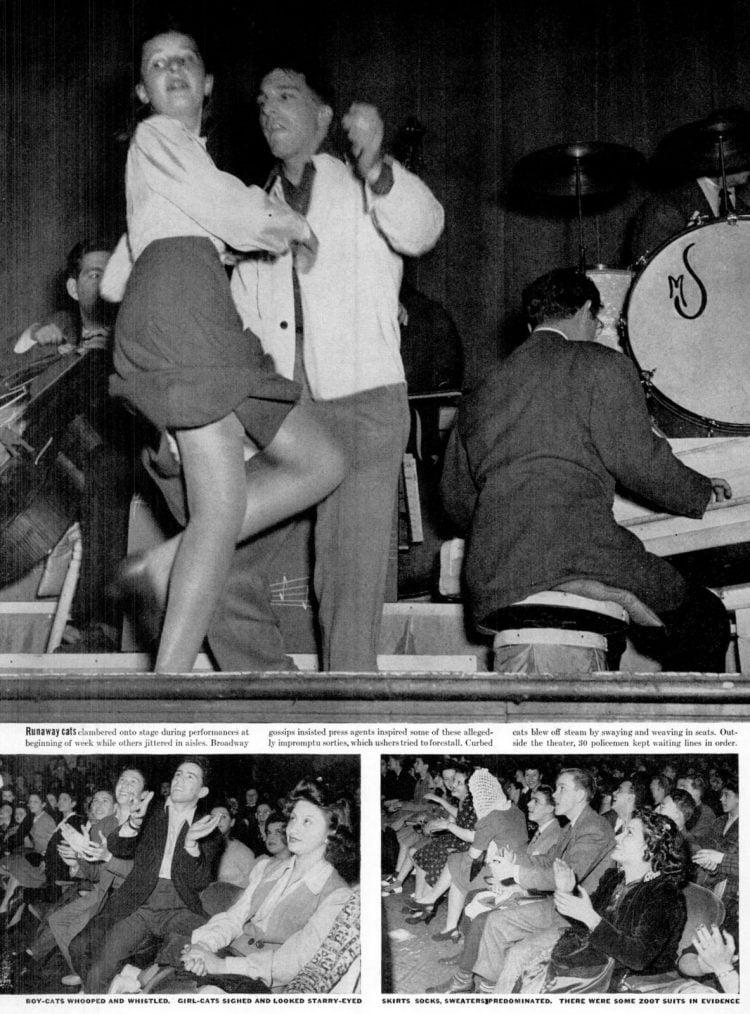 LIFE May 10, 1943 Jitterbug dancing