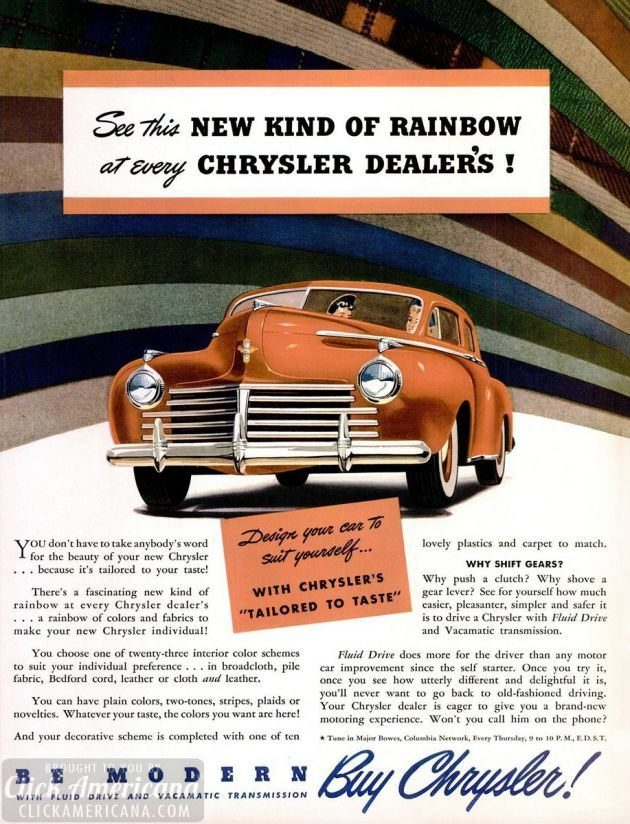 LIFE May 26, 1941 chrysler