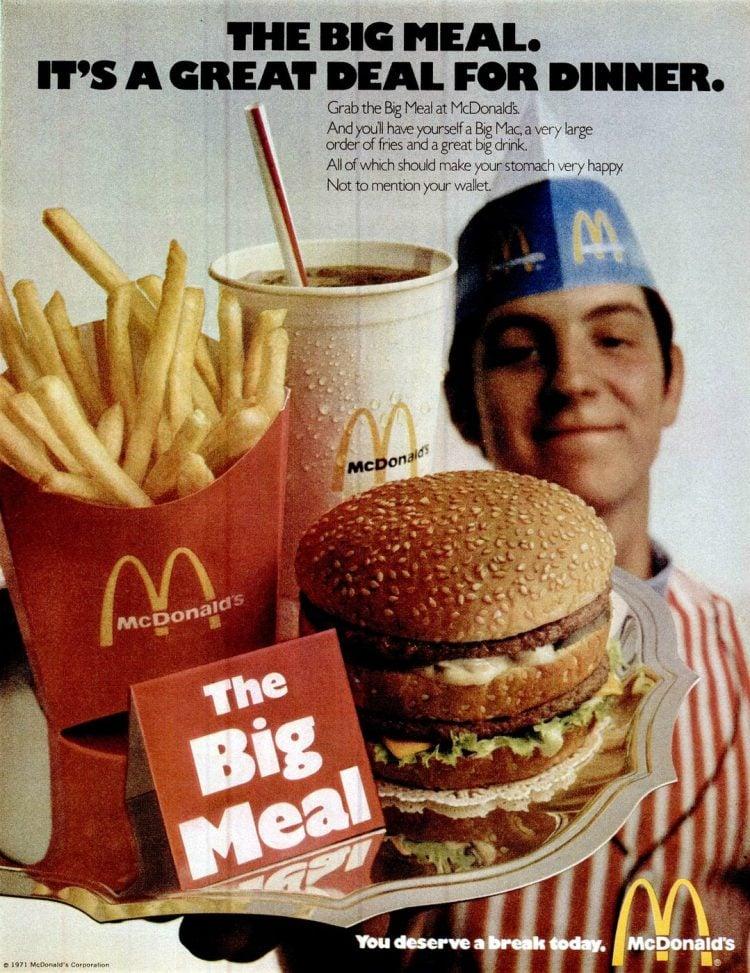 LIFE Nov 12, 1971 mcdonalds