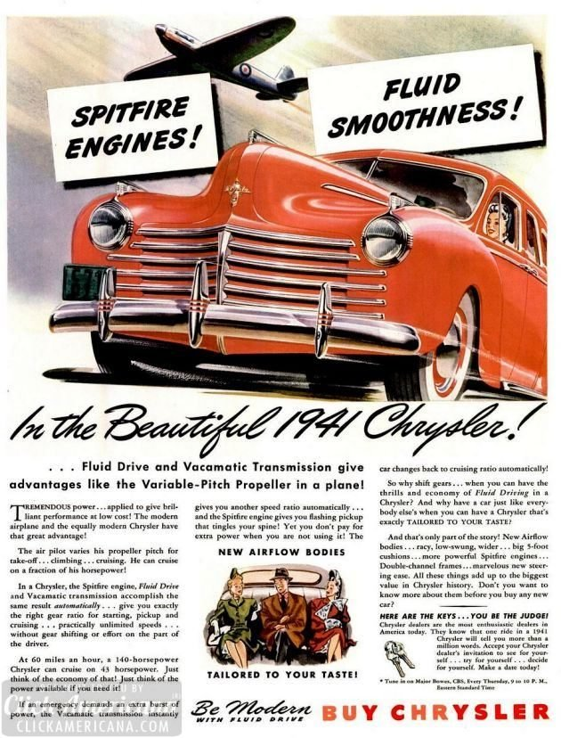 LIFE Nov 18, 1940 chrysler