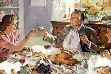 LIFE Nov 23, 1942 Vintage Thanksgiving