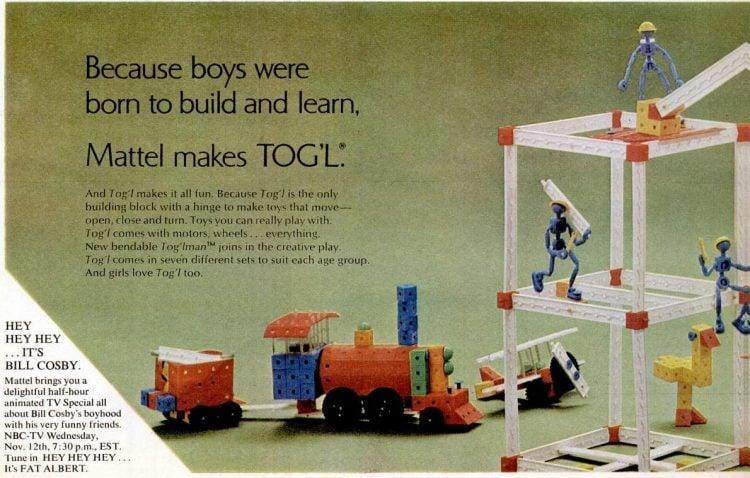 LIFE Nov 7, 1969 Mattel toys 4