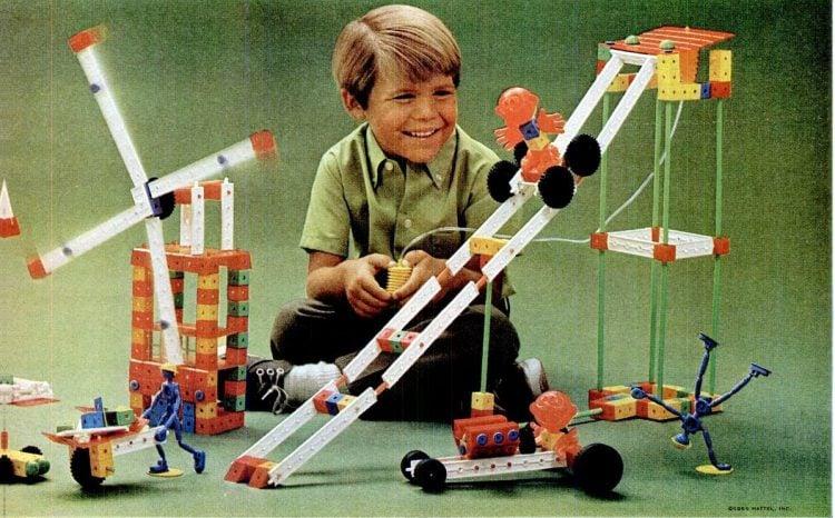LIFE Nov 7, 1969 Mattel toys 5
