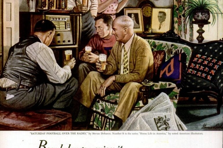 LIFE Oct 20, 1947 beer