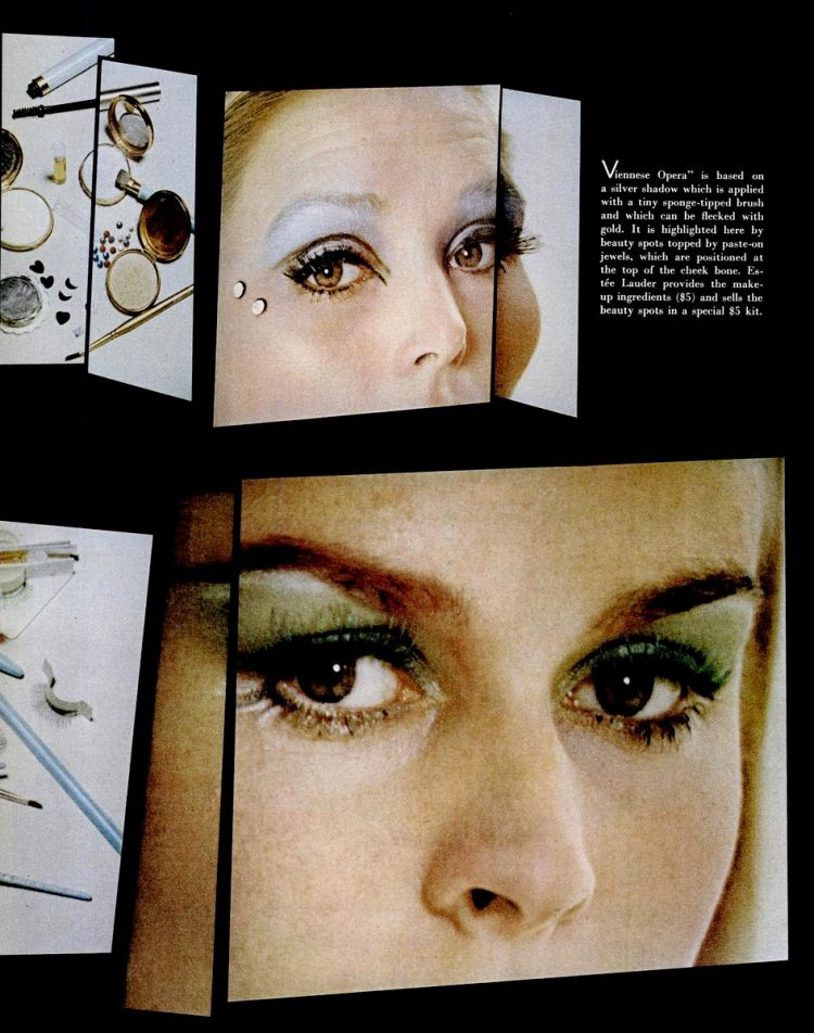 LIFE Oct 29, 1965 eye art beauty