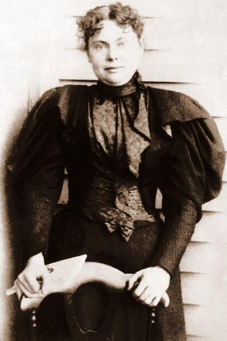 LIzzie Borden portrait