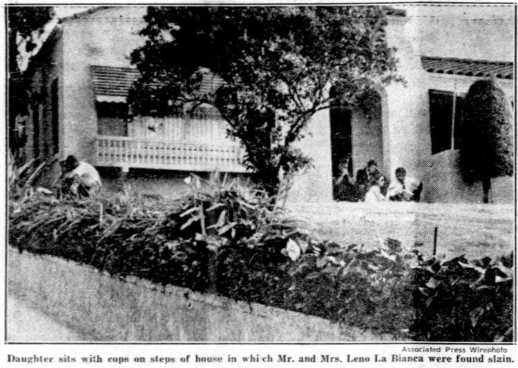 LaBianca murders - Manson family - August 1969
