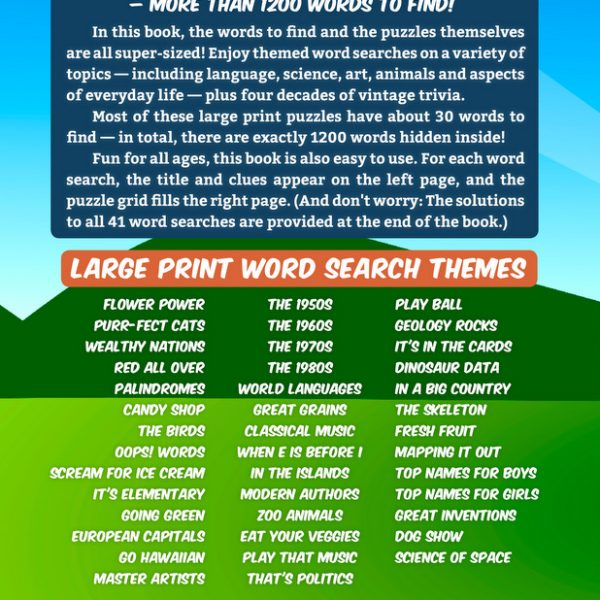Large print word search puzzle book 2 (2)