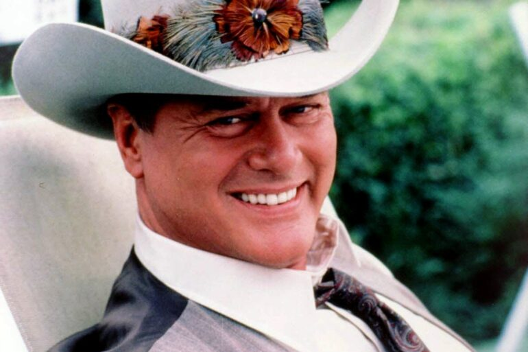 Larry Hagman - Dallas TV show