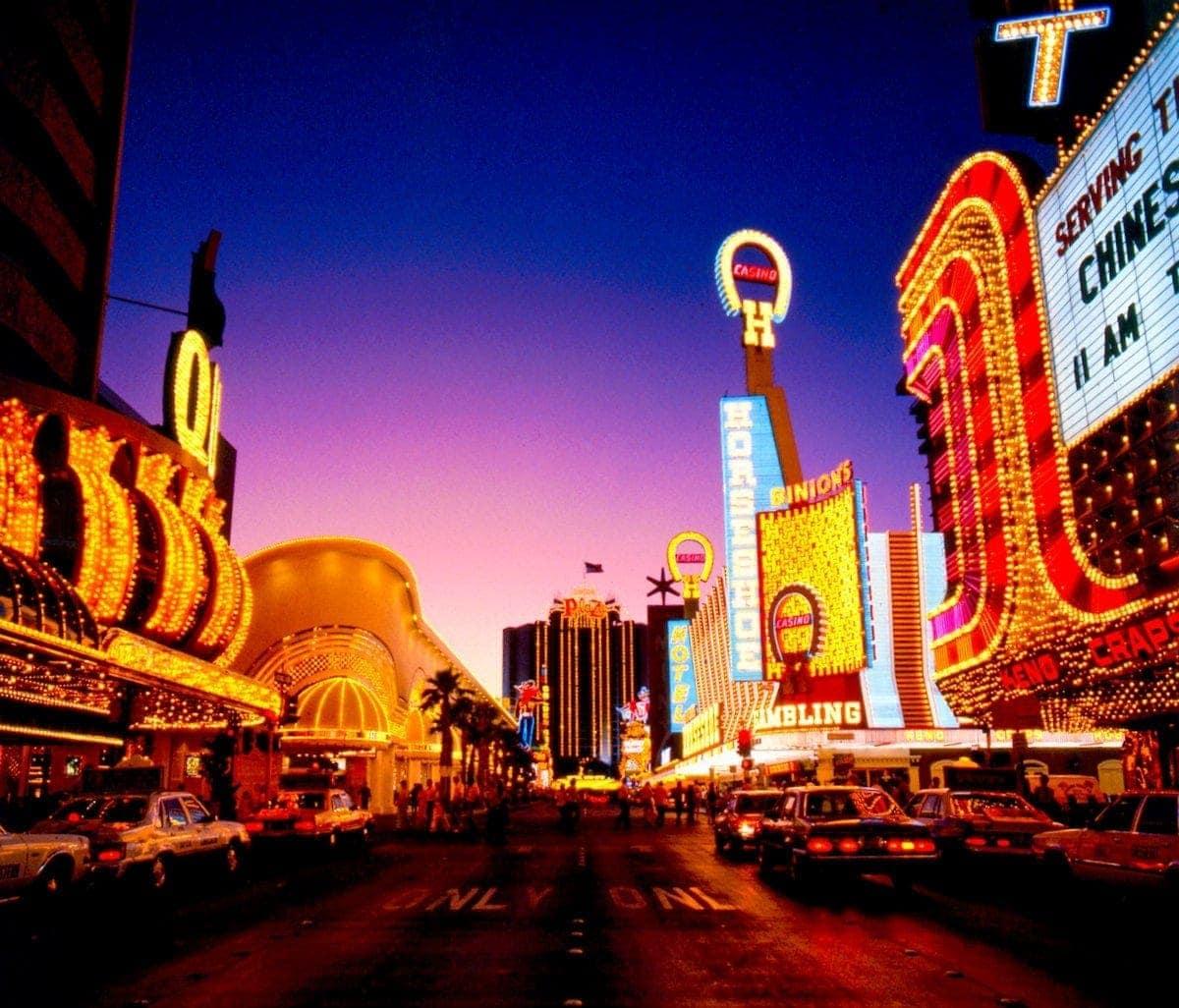 Las Vegas NV - 1970s - Jerry Coli Dreamstime