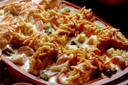 Lattice-top chicken bake - Retro 80s recipe (1)
