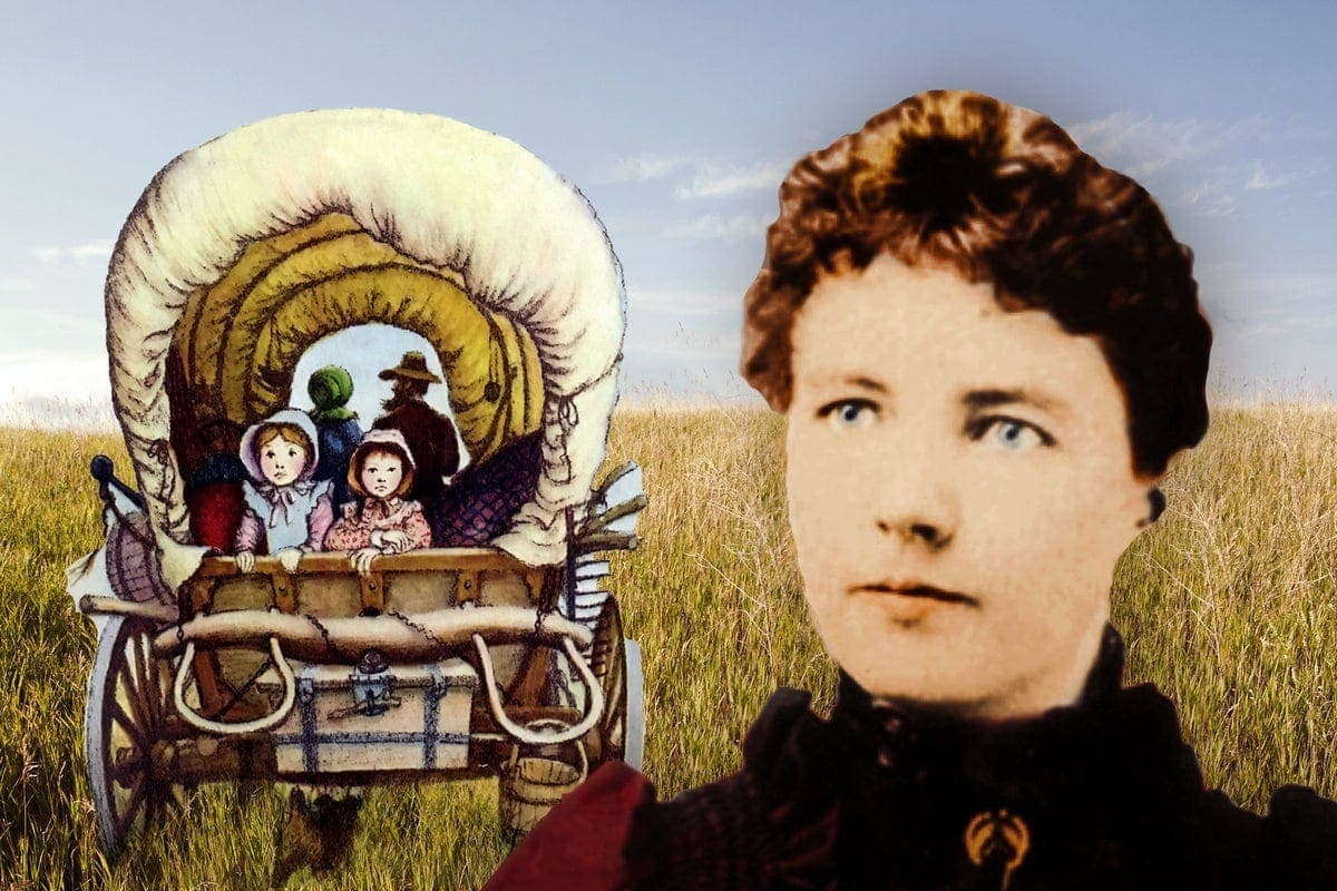 Laura Ingalls Wilder's famous 'Little House' books have long enchanted readers, young and old