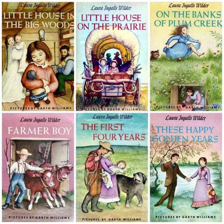 Laura Ingalls Wilder's famous Little House books have long enchanted readers