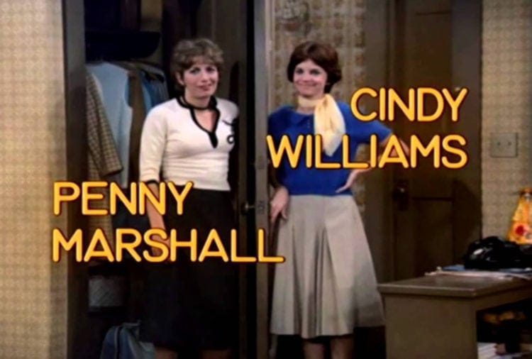 Laverne and Shirley opening titles