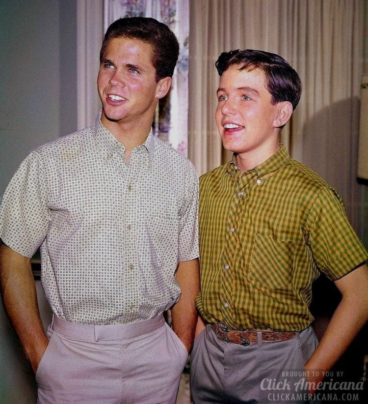 Leave it to Beaver - Tony Dow Jerry Mathers