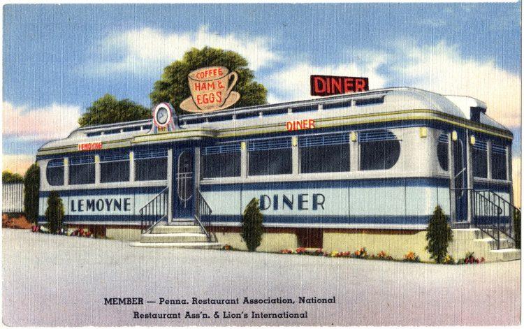 Lemoyne Diner - Penna