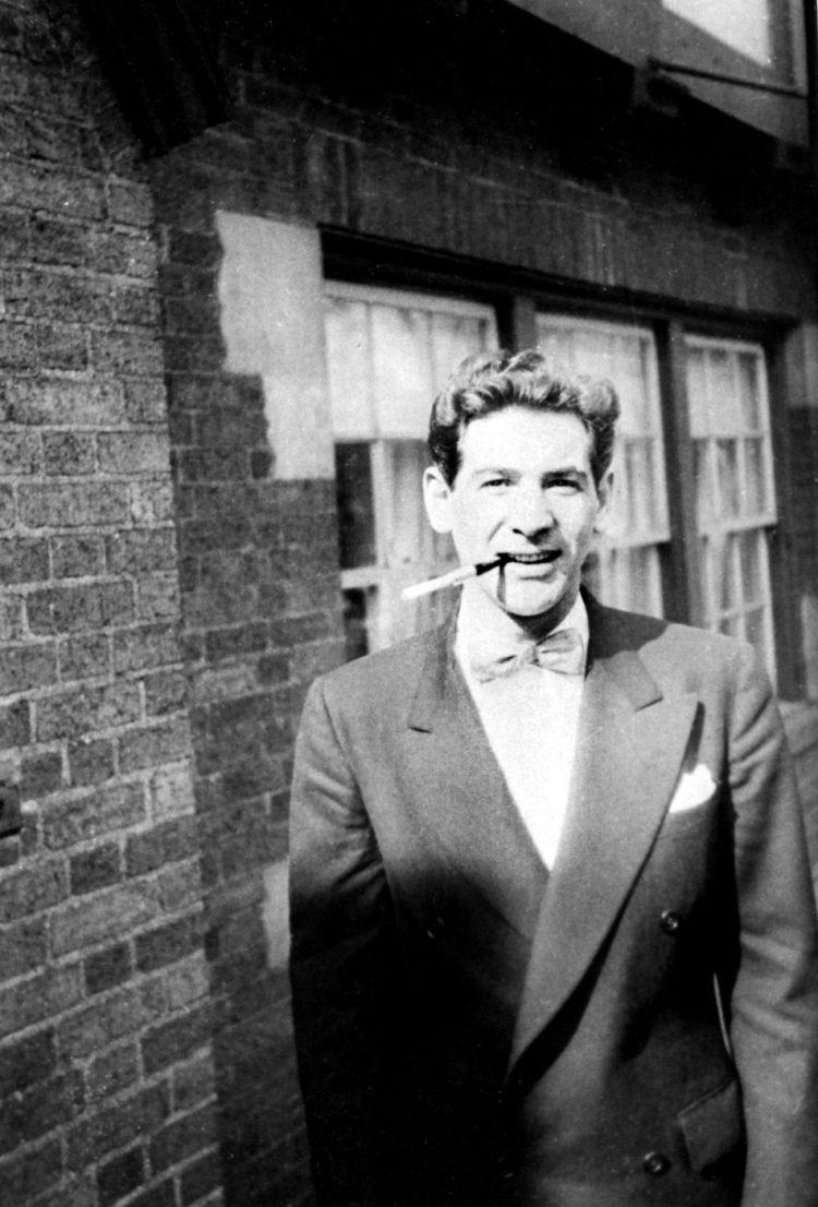 Leonard Bernstein at Harvard, 1939