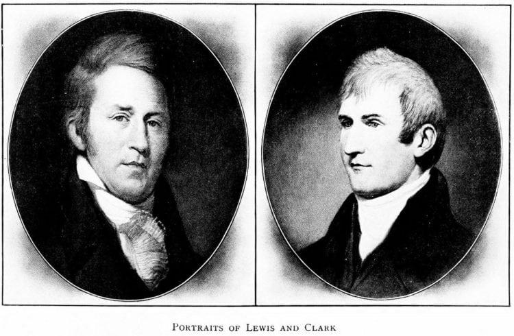 Meriwether Lewis - William Clark