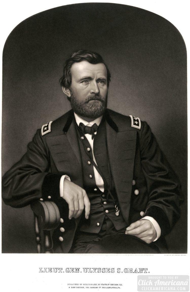 Lieutenant General Grant