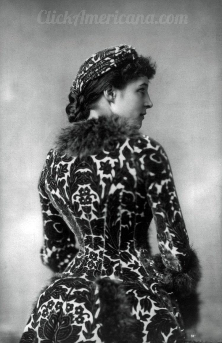 Lillie Langtry c1882