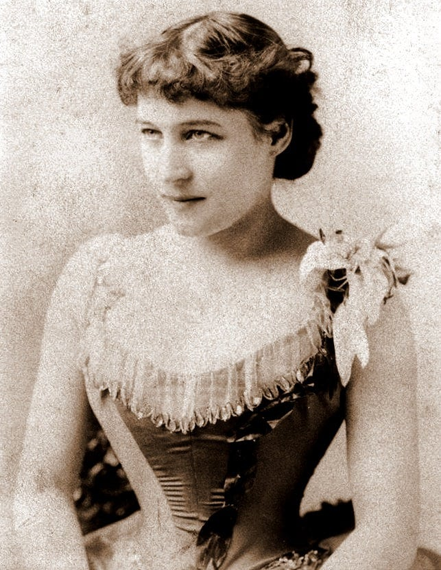 Lillie Langtry portrait 1887