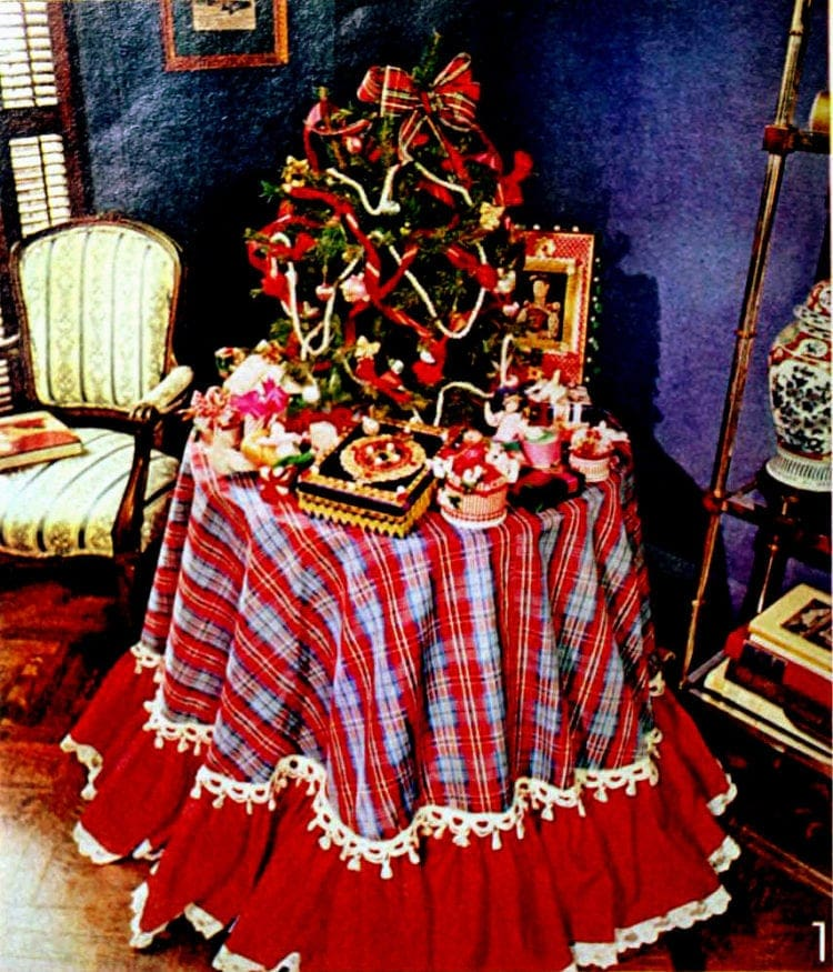 Little Christmas trees - Festivity on a small scale (1)