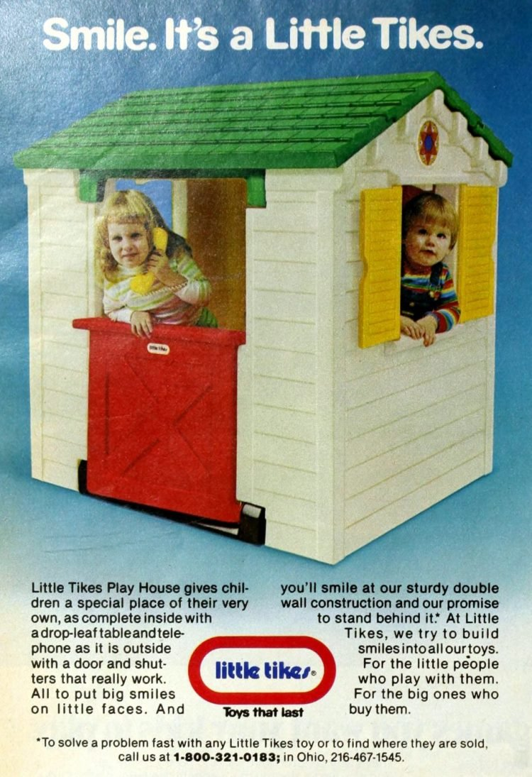 Little Tikes Play House (1983)