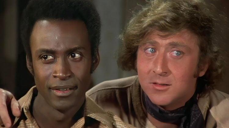 Little and Wilder in Blazing Saddles movie