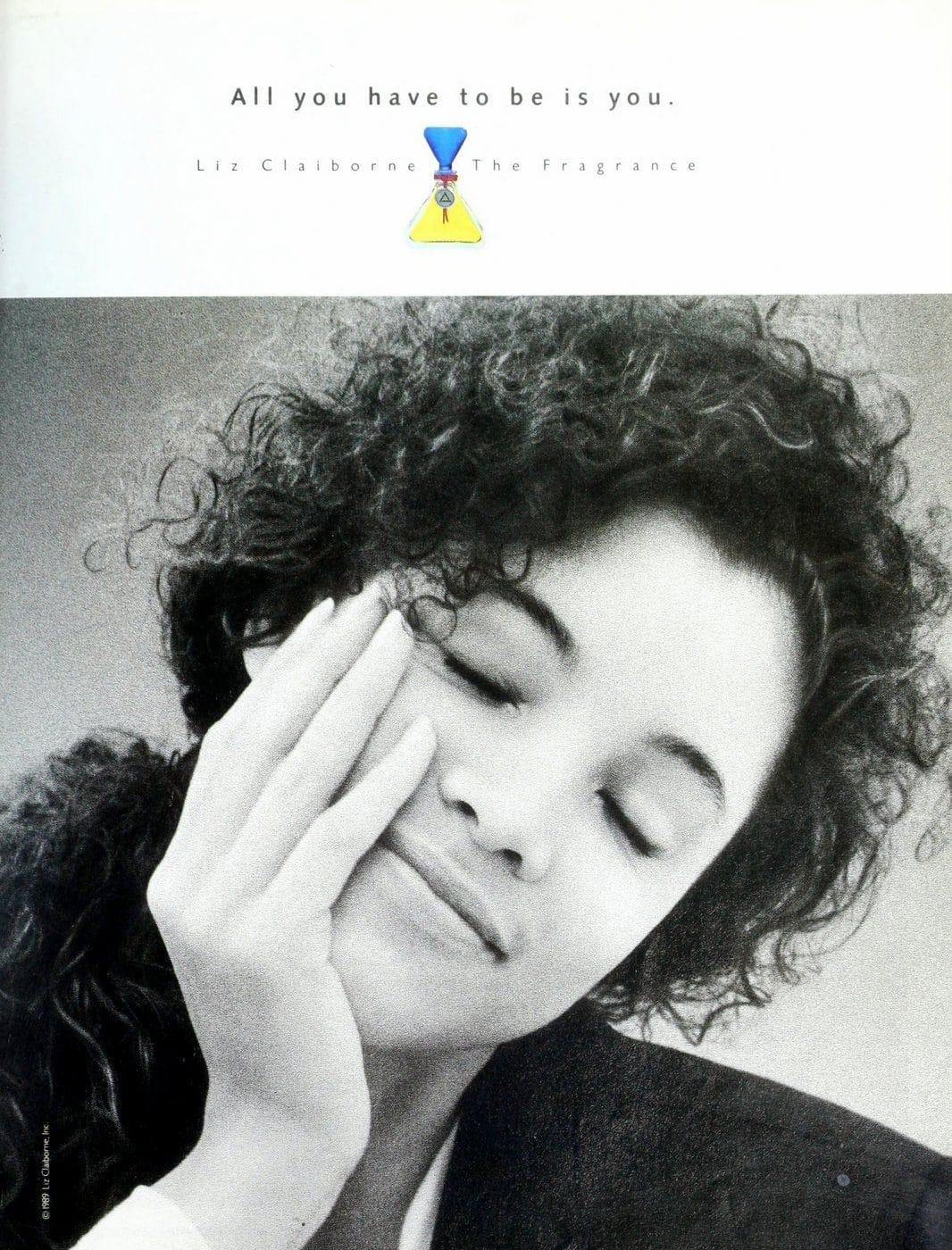 Liz Claiborne - The Fragrance - 1989