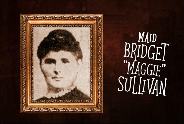 Lizzie Borden case - Bridget Sullivan