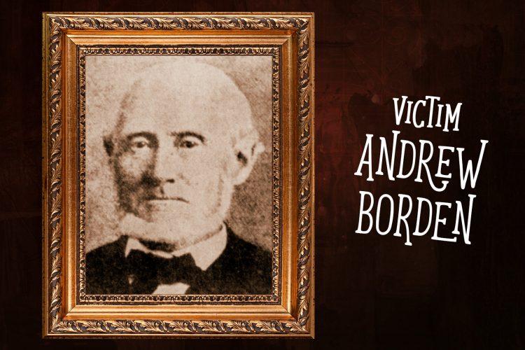 Lizzie Borden case murder victim father Andrew Borden