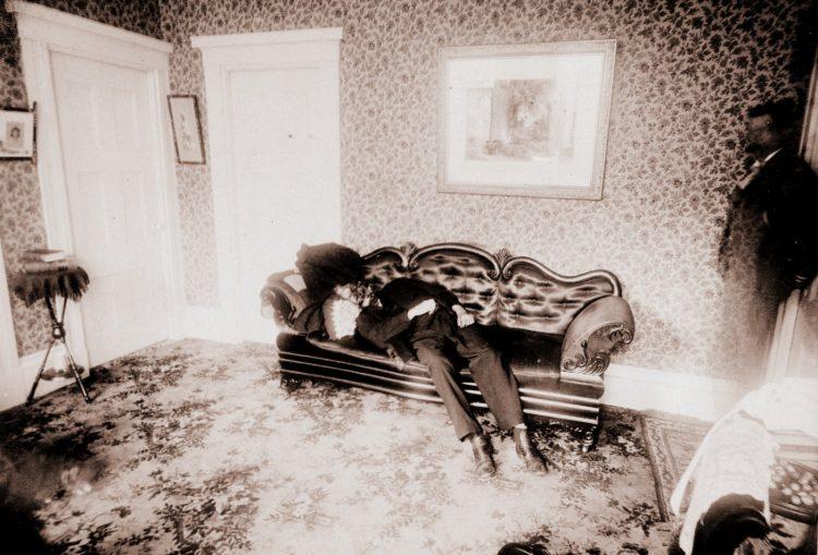 Lizzie Borden father death
