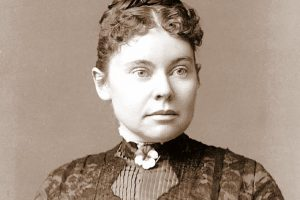 Lizzie Borden formal portrait