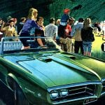 Look back at the Wide-Track 1968 Pontiac GTO cars