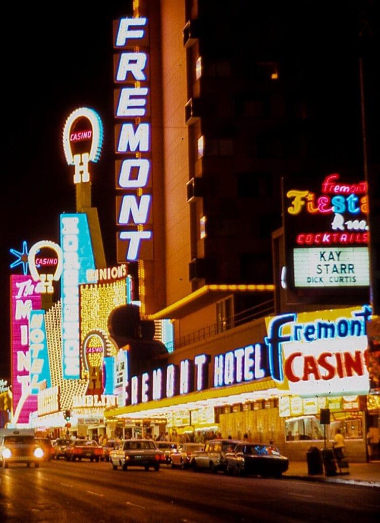 Look back at vintage Las Vegas