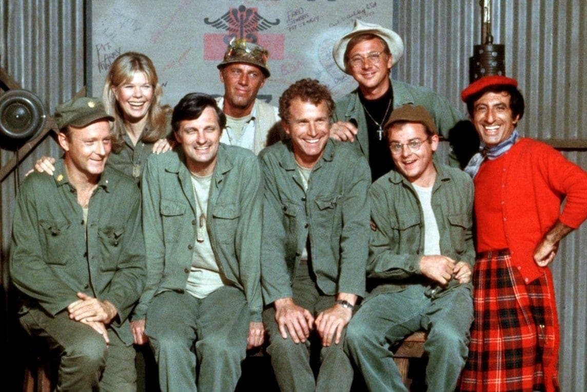M*A*S*H TV series: Meet the stars who made the war comedy/drama show a huge hit (1972-1983) - Click Americana