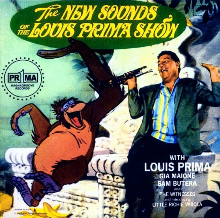 Louis Prima - The New Sounds of the Louis Prima Show