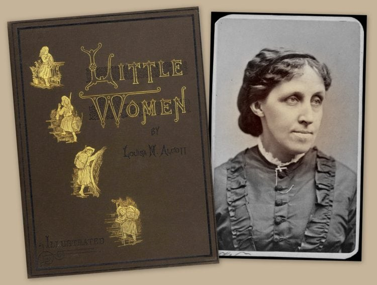 "Louisa May Alcott The woman who wrote ""Little Women"" (1922)"