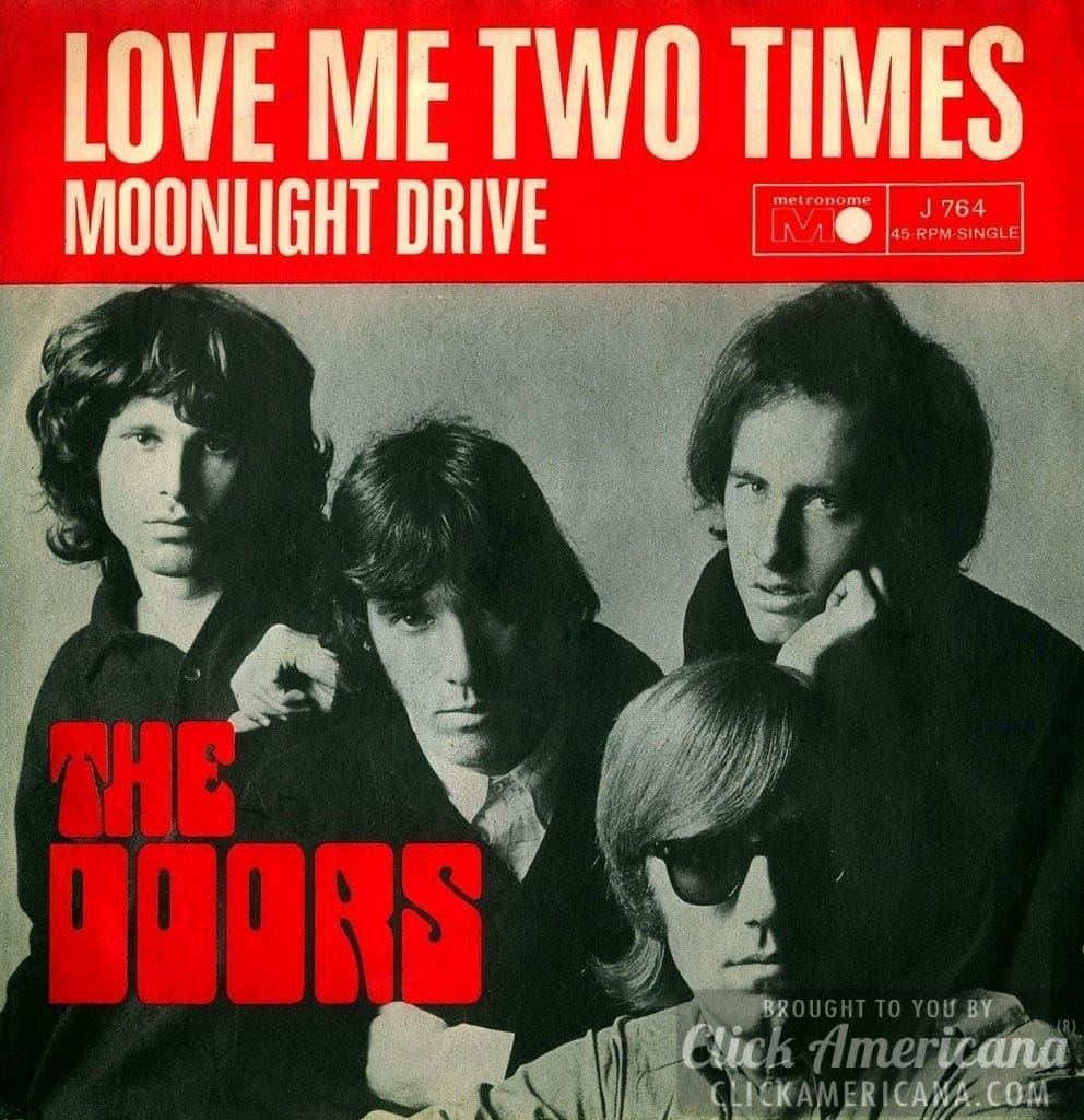 The Doors: Love Me Two Times video & lyrics (1967)