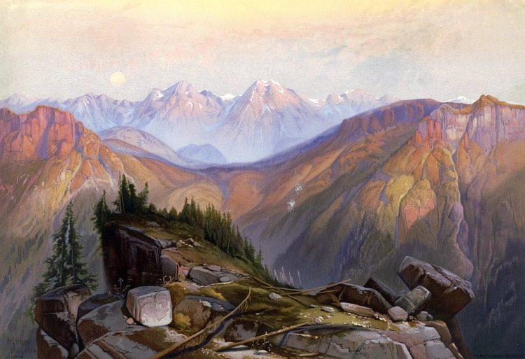 Lower Yellowstone range