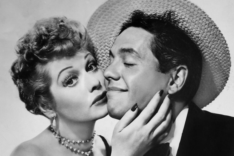 I Love Lucy Debuts And A Leading Tv