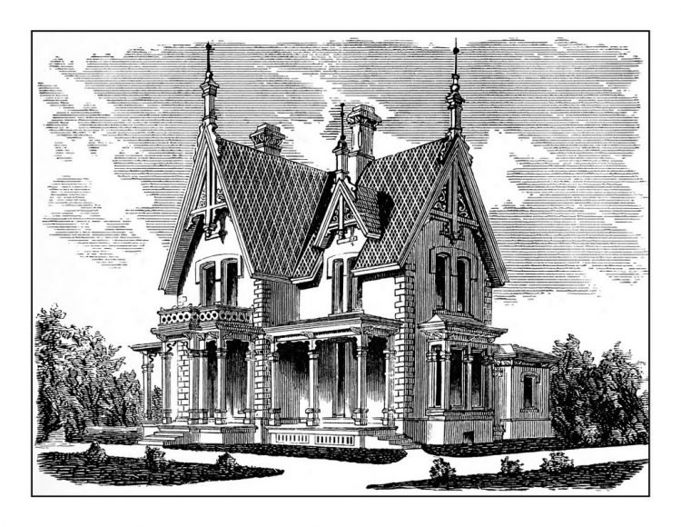 Luxurious Victorian Houses & Mansions