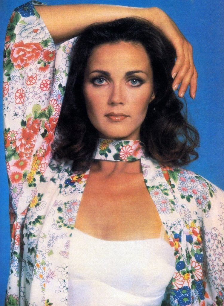 Lynda Carter - Wonder Woman - Diana Prince