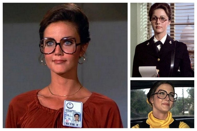 Lynda Carter as Diana Prince in Wonder Woman 1970s