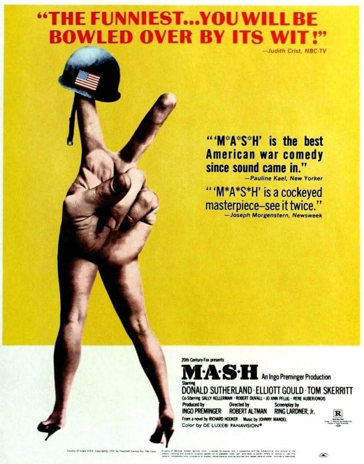 M*A*S*H movie 1970