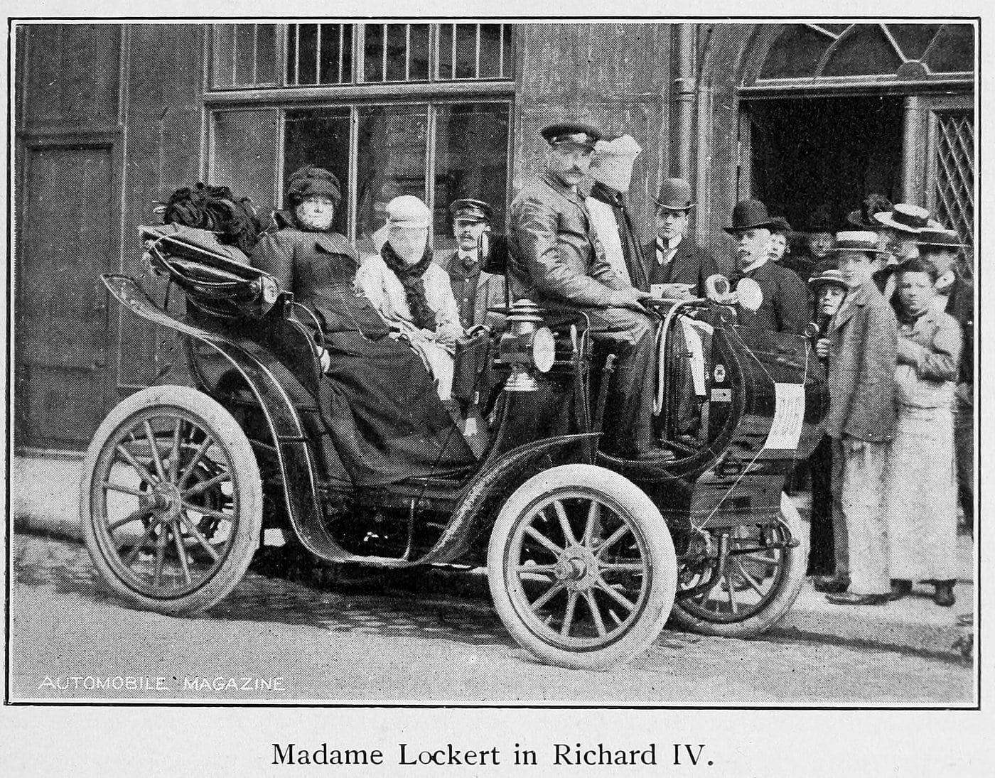 Madame Lockert in Richard IV. (1902)