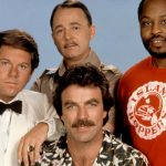 Magnum PI TV show cast in 1983