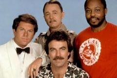 Magnum PI TV show cast in 1983