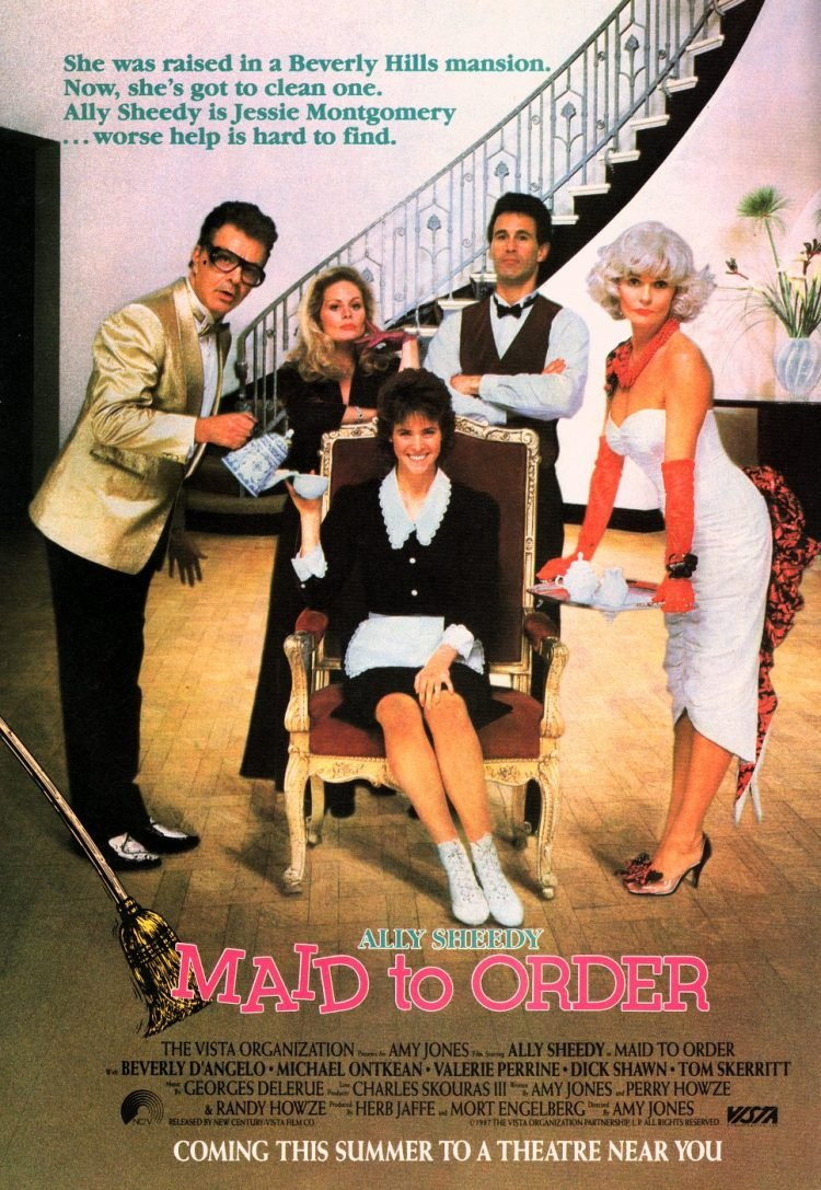 Maid to Order movie, with Ally Sheedy (1987)